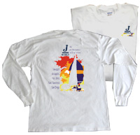 JWorld Sailing LS Tee