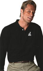 JWorld Long Sleeve Polo